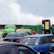 Entre sábado y lunes se normalizará suministro de gasolina en La Habana