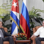 RUSSIA PROMISES MORE SUPPORT FOR CUBA, INCLUDING MILITARY TECHNICAL