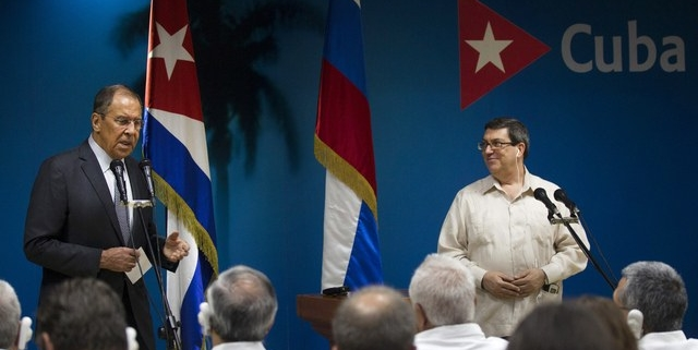 """""""We will continue to support Cuba in everything,"""" Russia promises"""