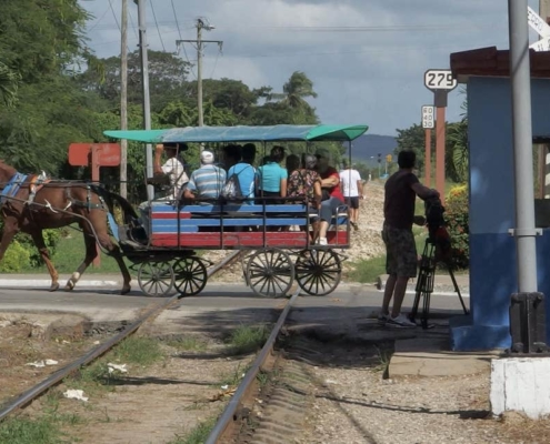 NEW TRAINS HERALD RAIL REVOLUTION FOR CUBA