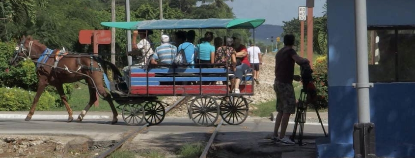 NEW TRAINS HERALD RAIL REVOLUTION FOR CUBA