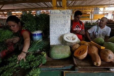 Cuba, battling economic crisis, imposes sweeping price controls