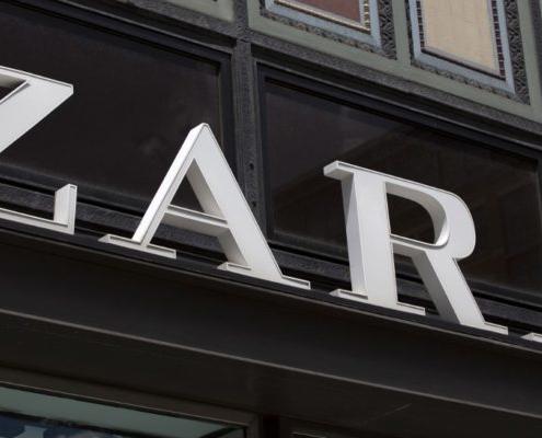 Zara accused of plagiarism