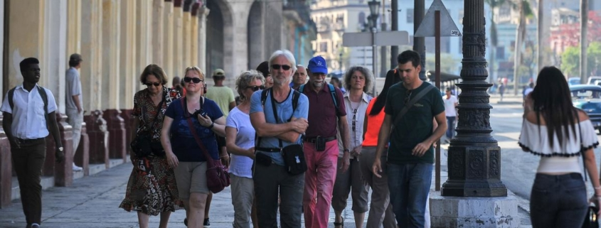 Le tourisme à Cuba souffre des sanctions américaines