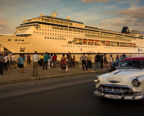 More cruise companies sued over business dealings in Cuba