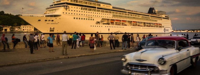 Four shipping companies sued for sailing to Cuba appeal decision