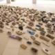 """""""Regata"""" de Kcho, en el Museo Nacional, recuerda dolorosos eventos migratorios"""