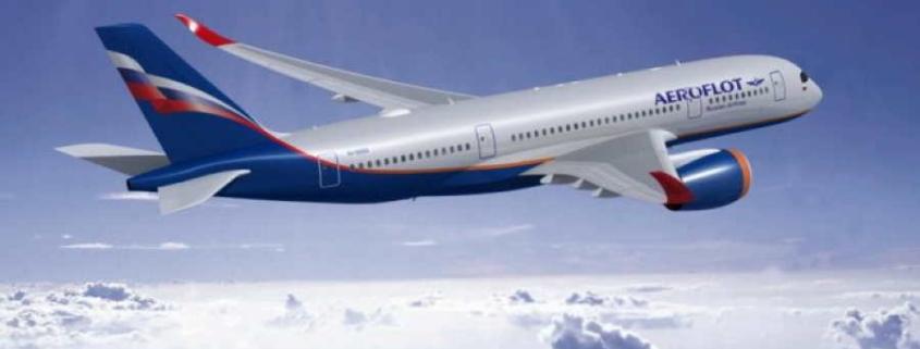 En 2020 Aeroflot realizará ruta Moscú – La Habana con naves Airbus A350