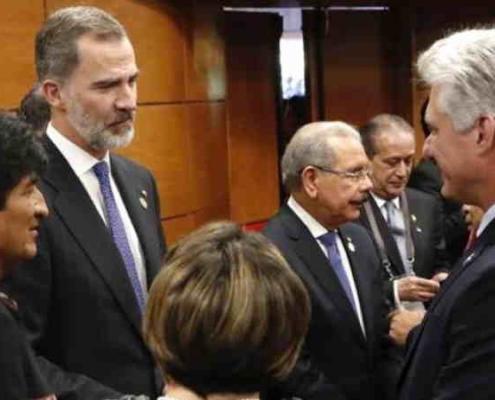 El bloqueo político de España amenaza una visita de los reyes a Cuba por los 500 años de La Habana