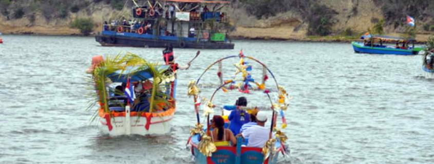 Por primera vez carnaval acuático en La Habana