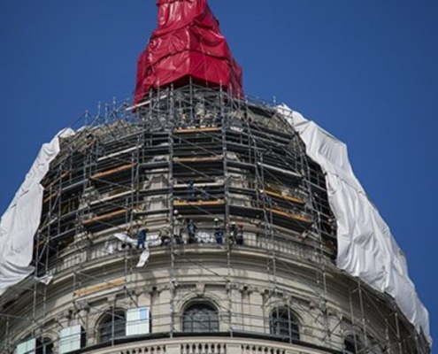 Restoration of the dome of Havanas El Capitolio complete