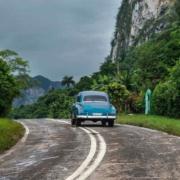 Plus de 75% des routes à Cuba sont en mauvais état