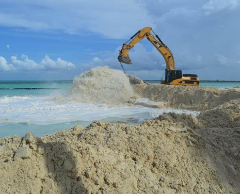Varadero gets its biggest sand replenishment