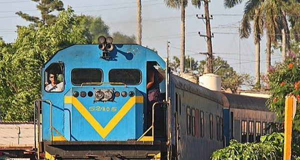 El retorno del tren Habana-Pinar del Rio