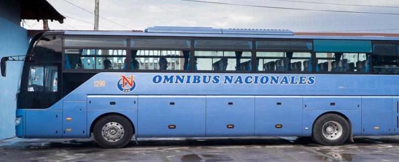 Reanudan servicios de ómnibus nacionales en Pinar del Río a partir del día 11 de enero