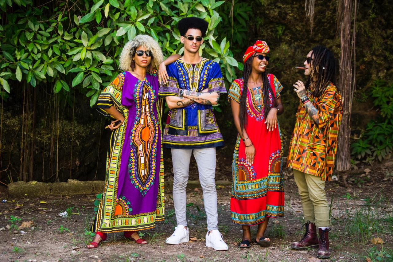 The first afro-style store opens in Havana