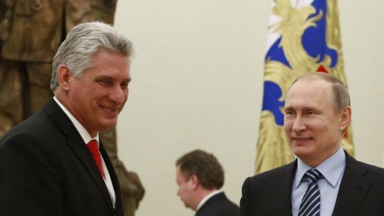 Rusia prevé dar un respiro financiero a su aliado cubano, pero no será gratis