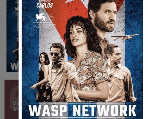 L'espion cubain au centre du thriller politique 'Wasp Network'