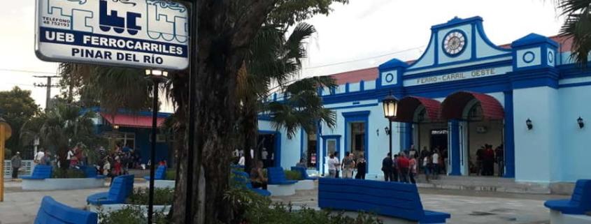 Vuelve el tren Pinar del Río-La Habana luego de un año sin servicio