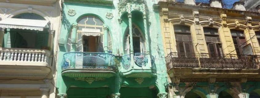 Deux rues qui valent le détour a La Havane