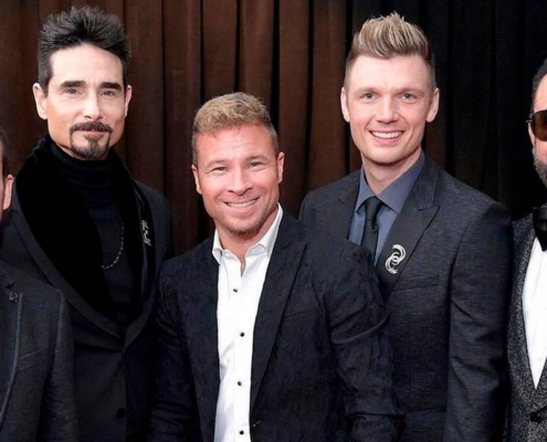 Backstreet Boys want to give concert in Cuba