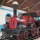 Restauran Museo del Ferrocarril en La Habana