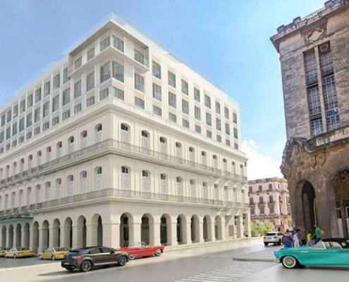 Gran Hotel Bristol Kempinski : nouvel établissement dans un bâtiment historique de la Havane