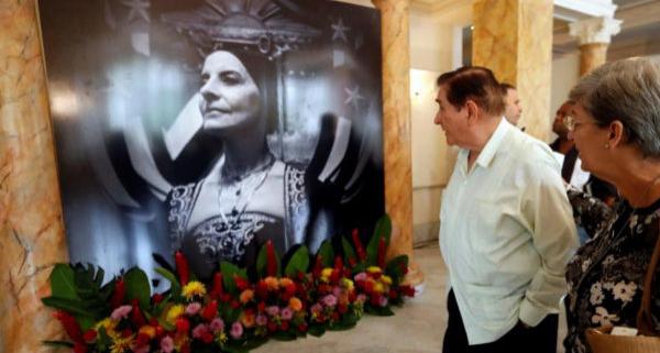 Cuba rend hommage à la grande danseuse Alicia Alonso, morte à 98 ans Photo:Acere.com