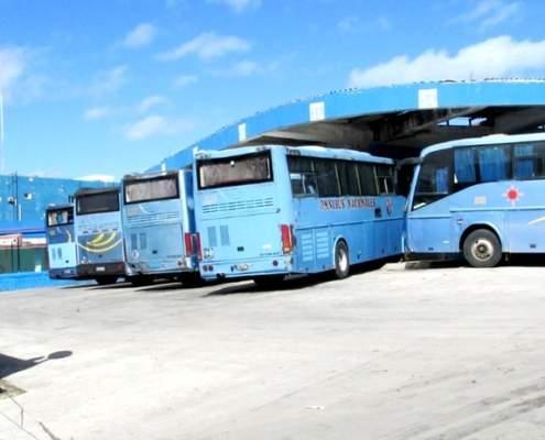 Cuba restablece la mitad de sus rutas de Ómnibus Nacionales