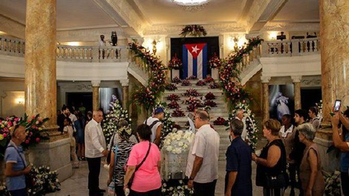 Cuba rend hommage à la grande danseuse Alicia Alonso, morte à 98 ans