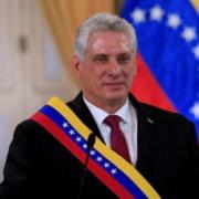 Miguel Díaz-Canel élu Président de Cuba