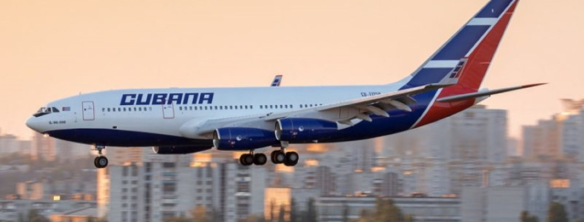 How The Pandemic Has Impacted Cubana De Aviación