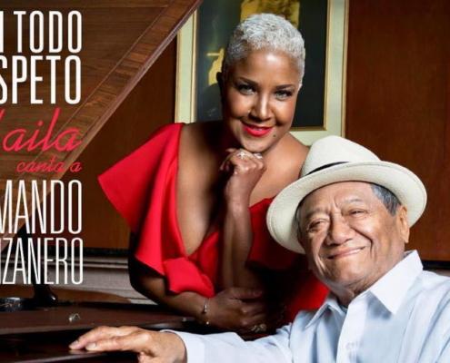 Haila graba DVD en La Habana para su disco dedicado al maestro Armando Manzaner