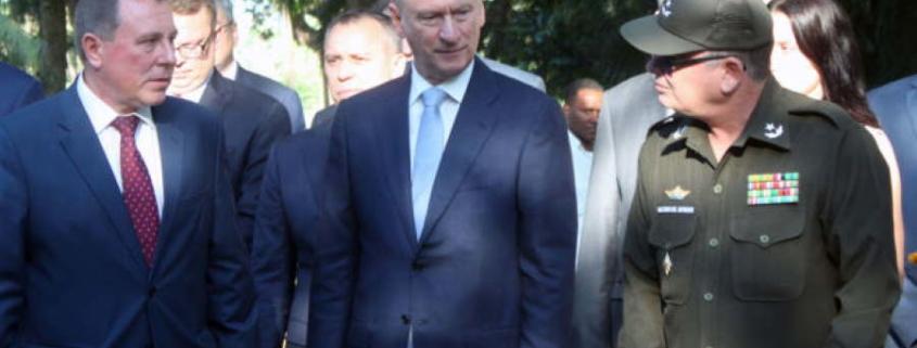 Los aparatos de seguridad de Cuba y Rusia firman acuerdo de colaboración