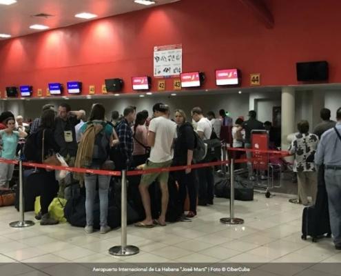 Los viajes de cubanos al extranjero crecieron más de un 20 por ciento en los primeros ocho meses de 2019