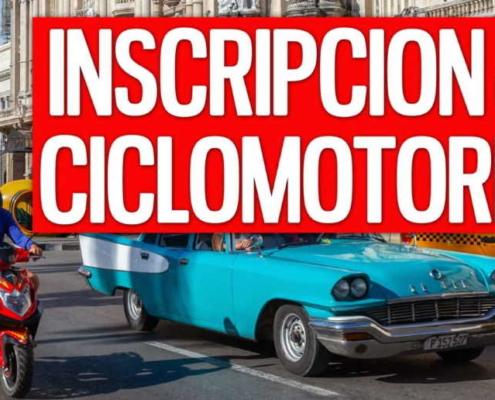 La inscripción de ciclomotores en Cuba será en cuatro etapas hasta mayo de 2021