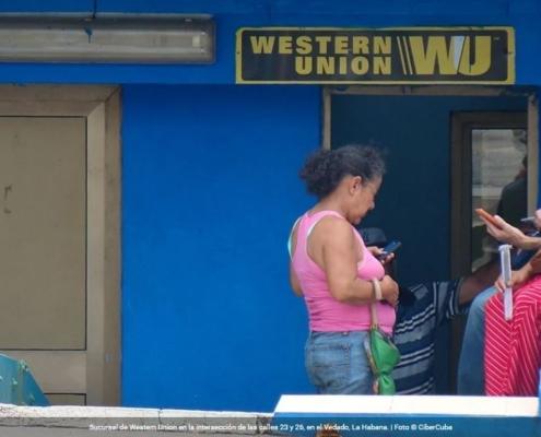 Western Union alerta sobre afectaciones en envíos de remesas a Cuba