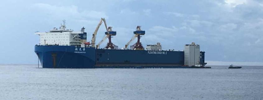 Cuba to return to the international naval repair market