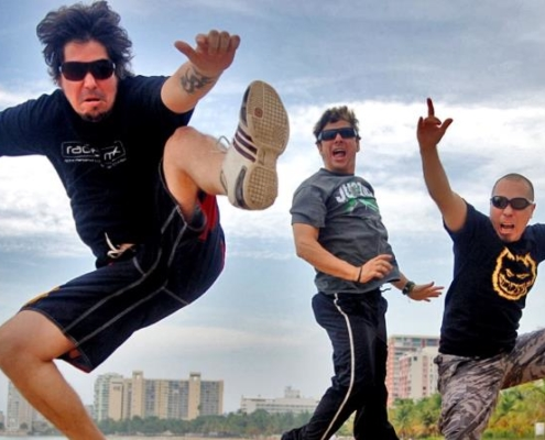 Rockeros latinos presentes en Festival Patria Grande en Cuba