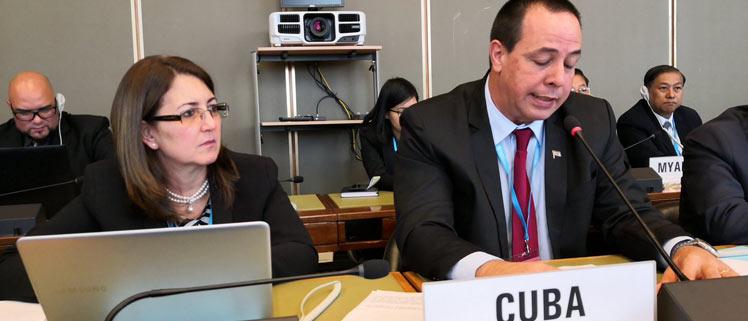 Les États-Unis refusent un visa au ministre de la Santé cubain