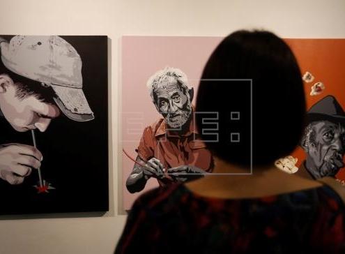 La icónica cartelería cubana salta al siglo XXI en forma de arte y diseño