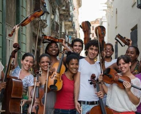 Mozart en La Habana
