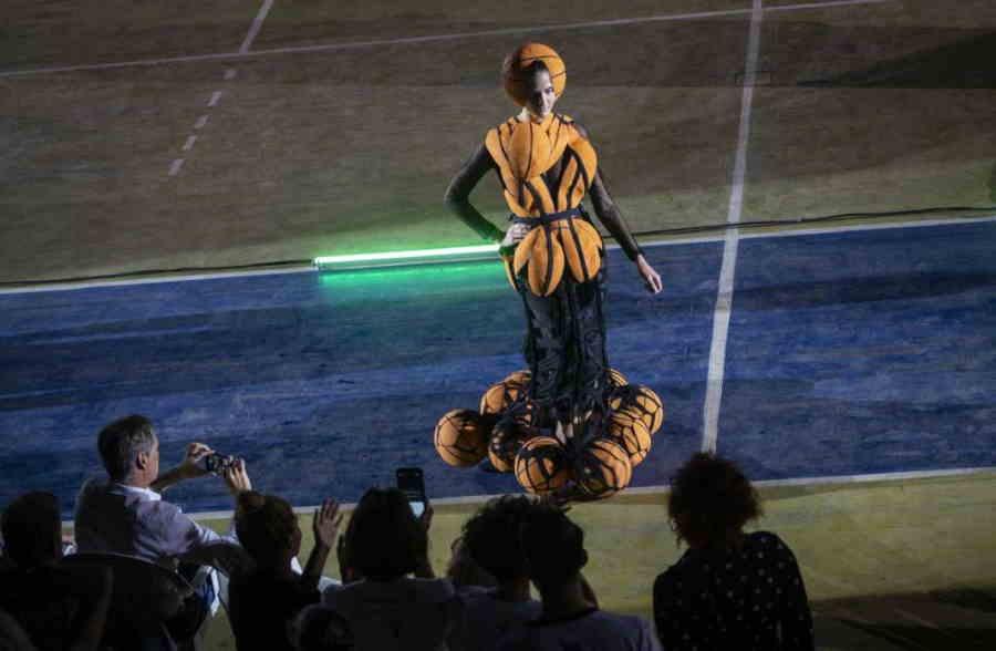Cuba fashion show