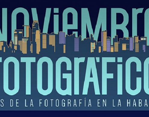 Abrió exposición Habana 500 en evento Noviembre Fotográfico