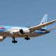 La aerolínea británica Tui