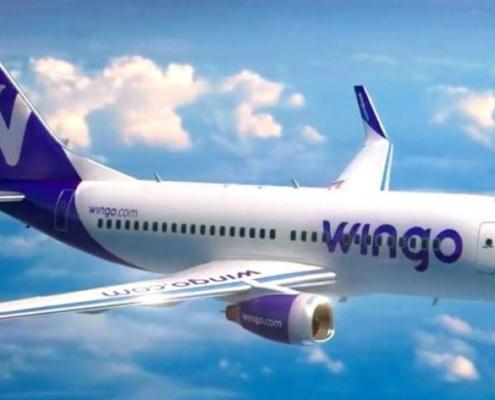 Aerolínea Wingo inaugura nueva ruta Panamá-La Habana