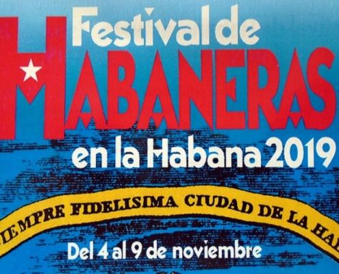 Comienza hoy Festival Habaneras en La Habana 2019