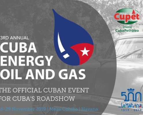 Third Cuban Energy, Oil and Gas Conference Starts in Havana