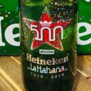 Heineken lanza edición especial por el 500 aniversario de La Habana