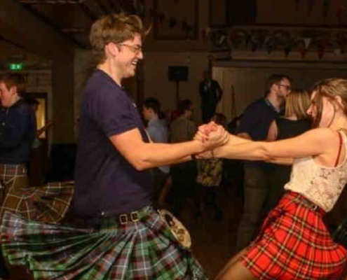 British Culture Week in Cuba, with a Scottish accent